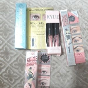 Benefit and kylie travel size bundle